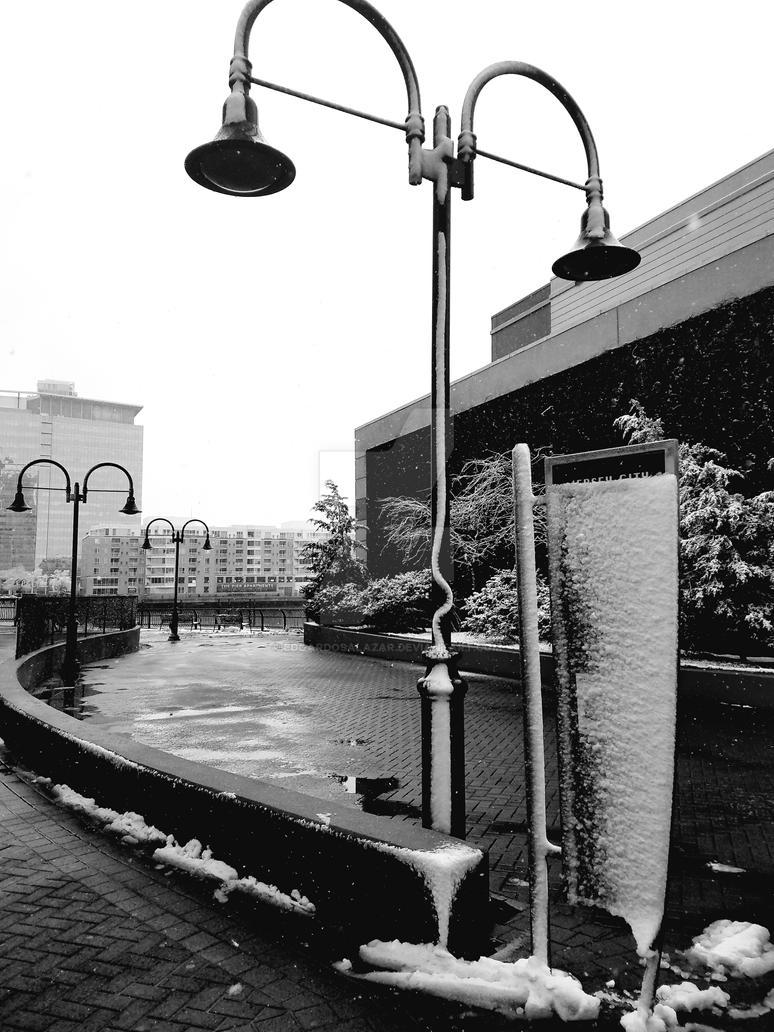Winter Scenery 2 by edoardosalazar