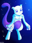 Baby Mewtwo(Redraw)
