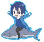 Kuronuma on a SHARK