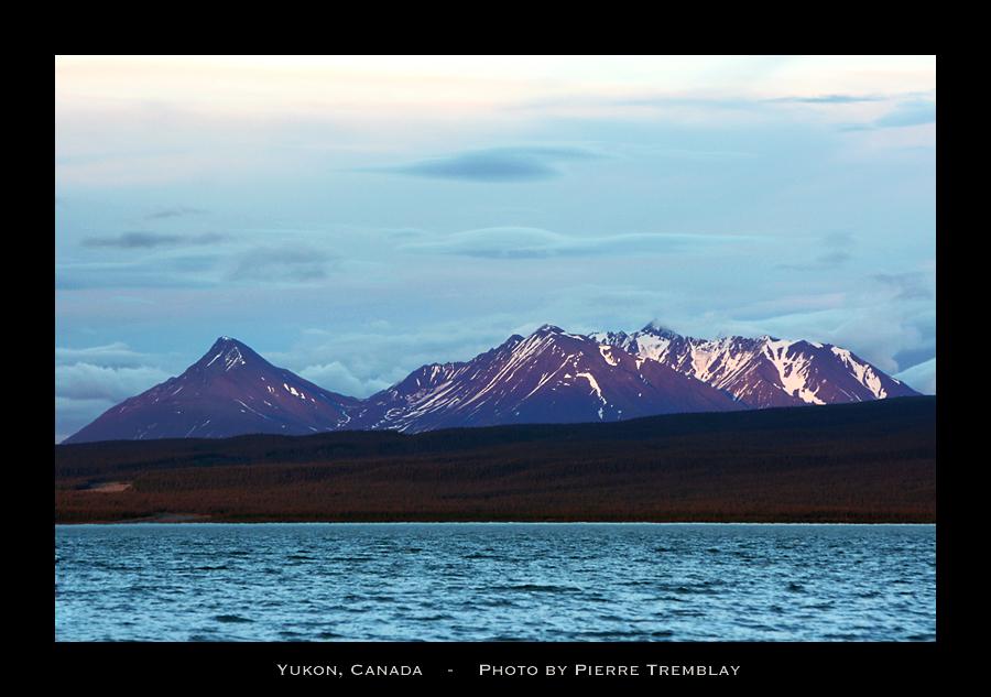 Kluane Lake by P-Photographie