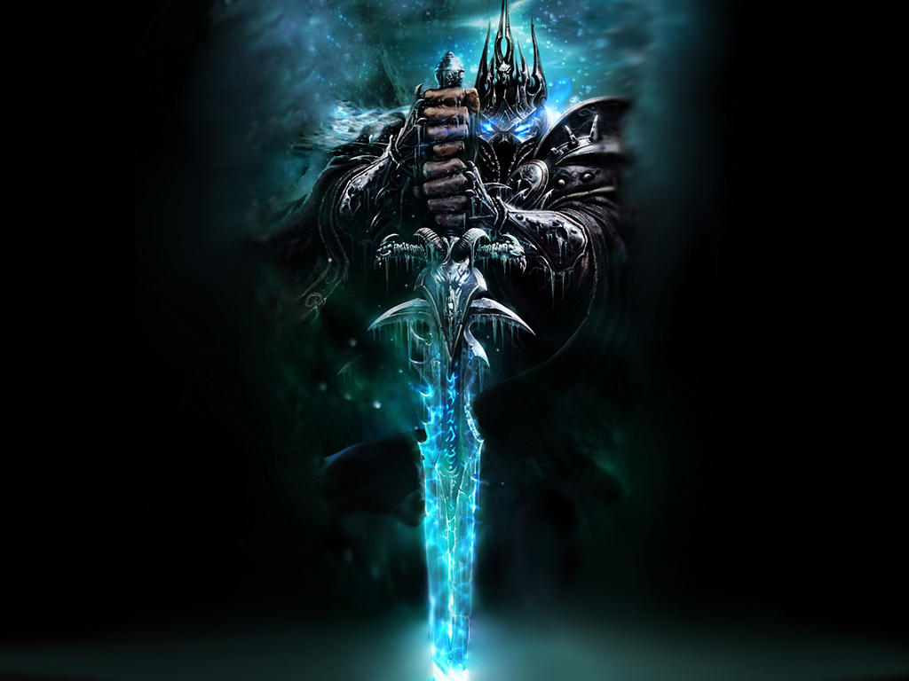 Lich King Wallpaper By Anubis54 On Deviantart