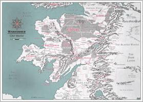 Warhammer - Old World by Cyowari