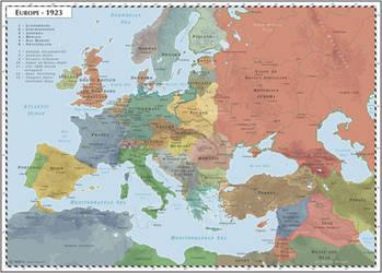 Europa - 1923