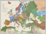 Europe - 1550