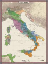 Italy 400 BC by Cyowari