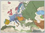 Europe 1810