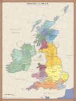 British Isles 700 AD by Cyowari