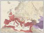 Europe - 330 AD
