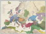 Europe - 930 AD