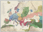 Europe - 1120 AD
