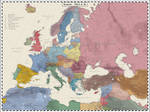 Europe - 1923 AD