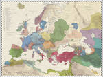 Europe 1000 AD - Re-work