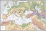 Roman Empire - AD 116 by Cyowari