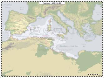 Carthage 650-220 BC by Cyowari