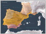 Hispania - Regnum Gothorum - AD 475-711