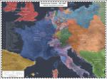 Napoleonic Europe - 1807 - Fourth Coalition