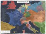 Napoleonic Europe - 1815 - Seventh Coalition