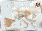 Habsburg Dominions AD 1550