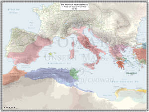 Before the Third Punic War - 150 BC