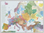 Europe (Detailed) - AD 1468