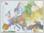 Europe (Detailed) - AD 1337