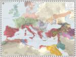Europe (Mediterranean - D) - 63 BC