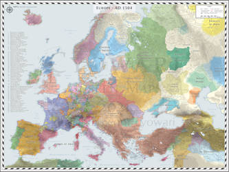 Europe in Details - AD 1504