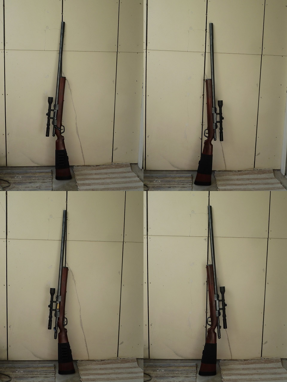 Rscb Buzzbee Hunter Bolt Action Nerf Rifle By Hoellenhamster On Deviantart