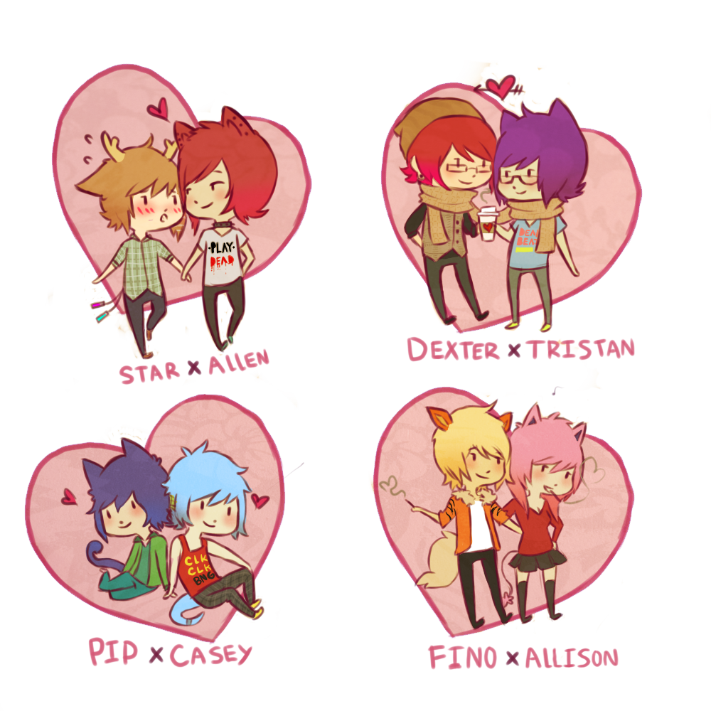 Happy valentines day by pajuxi on deviantart - Happy valentines day anime ...