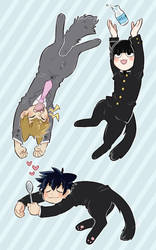 {MP100} MORE NYAHS by Pajuxi