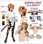 {DAINTY} - Kazuma