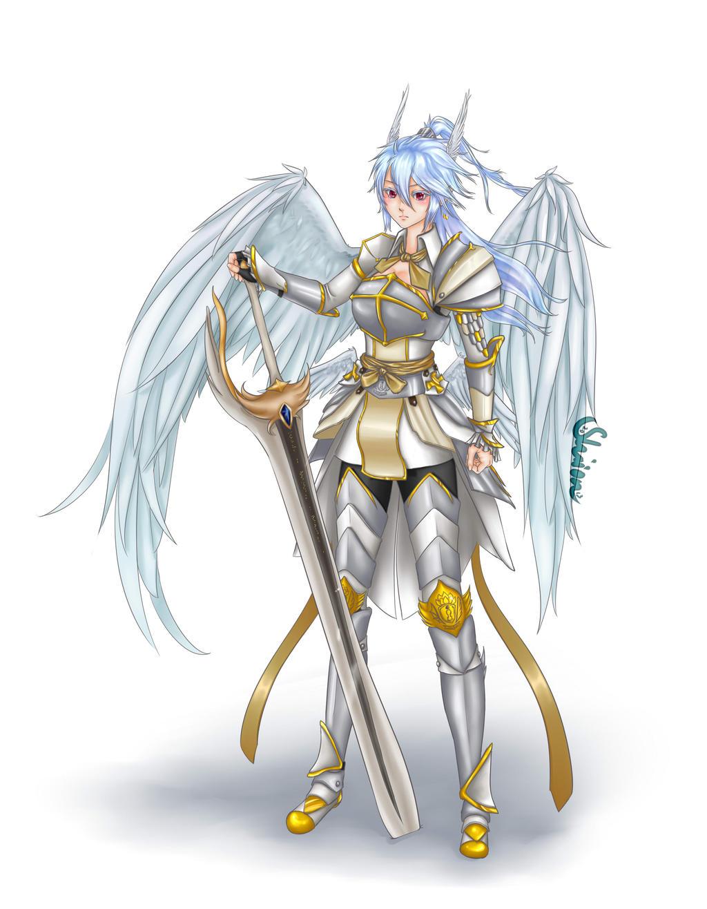 CL Knight Eriya