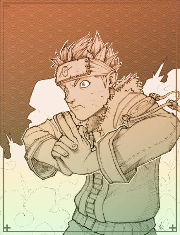 Some Guy I Saw on Some Manga by Zatransis