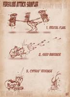Dominace War III: Attacks by Zatransis