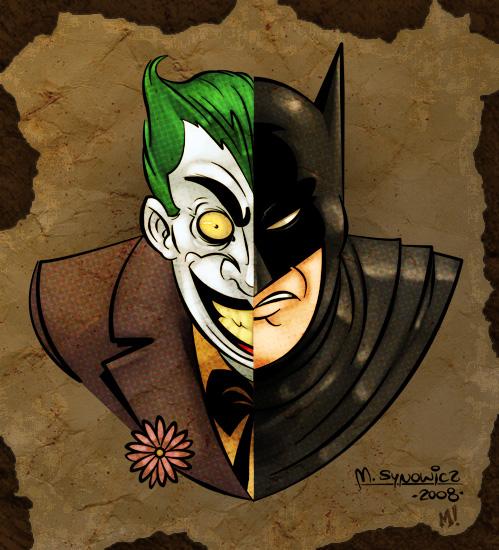 Joker Batman by Zatransis on DeviantArt