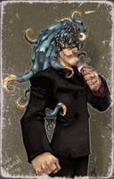 Symbiote Alternate by Zatransis