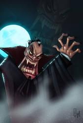 Dracula... Again. by Zatransis