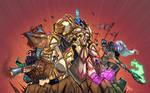World Of Warcraft Pin Up 2