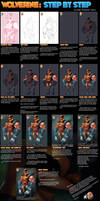 Wolverine: Step by Step by Zatransis