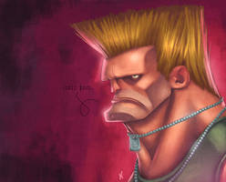 Guile with a Smile by Zatransis