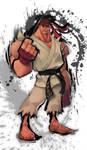 Ryu: Ink Edition