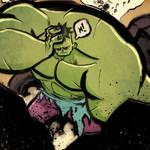Hulk Has A Headache