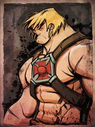 He-Man: Defender of Eternia by Zatransis