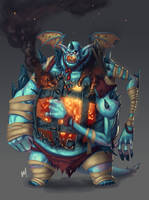 Monsters Go Rawr by Zatransis