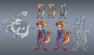Character Costume Concept