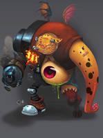 Robogre by Zatransis