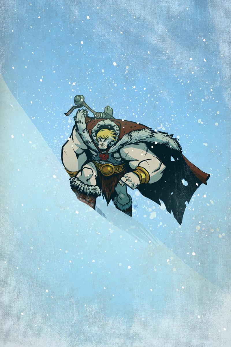 He-Man: Eternia Calamity by Zatransis