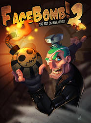FaceBomb 2 Book Cover by Zatransis