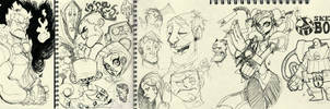 Quickies by Zatransis