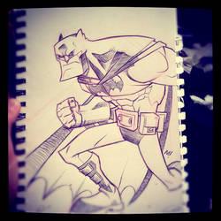 Rough Sketch: The Batman